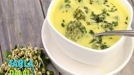Healthy Kofta Kadhi (Low Cholesterol & Healthy Heart Recipe)