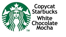 Starbucks White Chocolate Mocha