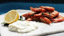 Tiger Prawns with Aioli