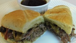 Betty's Slow Cooker French Dip Sandwiches