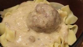 Pepper Jack Meatballs