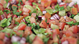 Pico de Gallo - Fiesta Worthy Mexican Salad