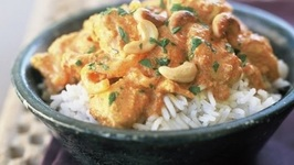 Shortcut Butter Chicken