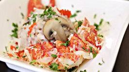 Lobster Mushroom Risotto