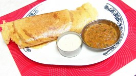 Protein Pack Diabetic Friendly Dosa Mixed Dal Dosa Video