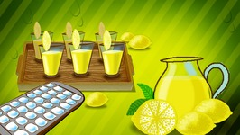 Yummy Recipes For Kids - Refreshing Lemonade