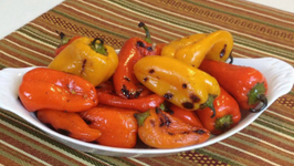Marinated Mini Sweet Peppers