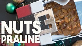 NUTS PRALINE - 5 Minute EASY To Make