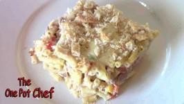 Tuna Macaroni Bake