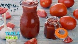 Tomato Ketchup, Homemade Tomato Ketchup