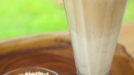 Rum & Coke Float Recipe