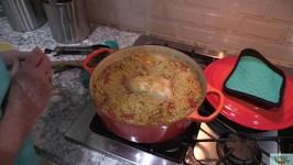 Chicken Machboos Recipe -- Bahraini Chicken and Rice