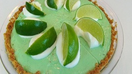 Betty's Double Good Double Lime Pie