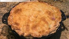 Homemade Pie Crust For Pot Pie