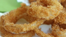 Onion Rings- How To Make Onion Rings