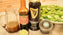How to Make Napa Valley Guinness Balsamic Vinaigrette