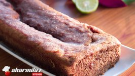 Eggless Lemon Tea Cake Madeira cake - Super Moist (Eggless Baking)
