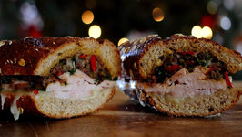 Steve's Holiday Turkey Sandwich