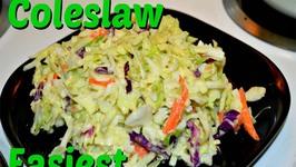 Homemade Coleslaw Restaurant Style