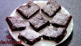 Christmas Chocolate Brownies