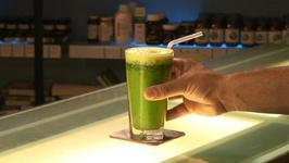 How To Mix A Green Goddess Juice