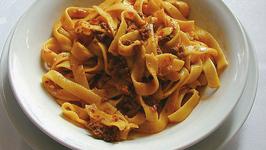 Lean Meat Ragu Bolognese