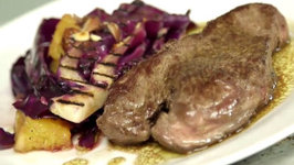 How To Cook Steak With Warming Grilled Winter Salad