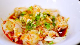 Sichuan Chilli Oil Wonton Recipe (Chao Shou)