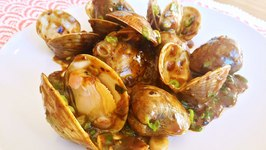 How to Make Cantonese Clams in Black Bean Sauce