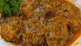 Betty's Sumptuous Salisbury Steak