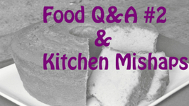 Food Q And A  No. 2 - 7up Pound Cake, Gumbo Recipe and K.M Stabbing My Hand