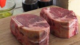 Lobel's USDA Prime Dry-Aged Bone-In Filet Mignon