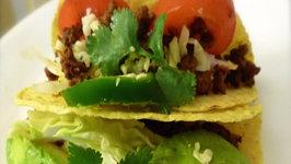 Hard Shell Beef Tacos