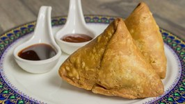 Samosa Recipe - Perfect Street Style Aloo Samosa Recipe  Snack ON!