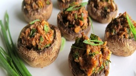 How To Make Stuffed Mushrooms - Quick And Easy Recipe