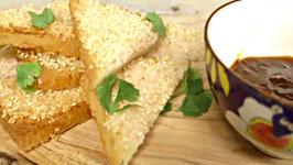 How To Make Sesame Prawn Toast