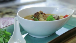 Easy To Make Thai Chicken Soup