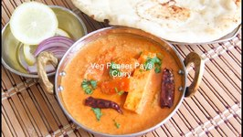 Winter Veg Paneer Paya / Sponsored by Shan