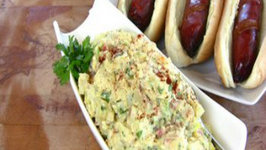 Louisiana Style Hot Links & Classic Potato Salad