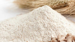 Grinding Wheat Berries into Flour