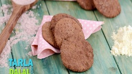 Nachni Soya Puri ( Gluten Free Recipe)