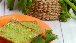 Celery Garlic Toast (Diabetic and Healthy Heart Recipe)