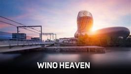 Heaven exists at the first ever wine amusement park
