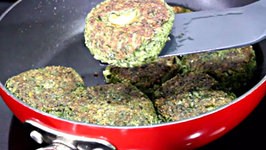 Hara Bhara Kebab - Melt In Mouth Vegetarian Kebab Recipe