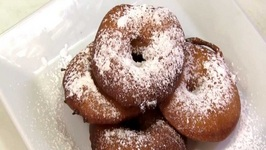 Dominique Ansel's Inspired Recipe : Apple Beignets