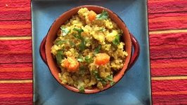 Quick and Easy Quinoa Pilaf Recipe Protein Rich, gluten free, Vegan