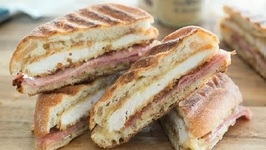 Chicken Cordon Bleu Panini Recipe