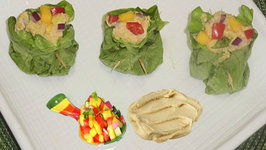 Summer Diet Lettuce Rolls or Wraps