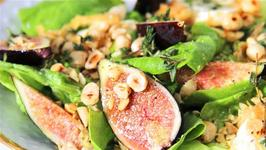 Goat Cheese And Fig Salad Recipe