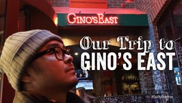 Trip to Gino's East - Restaurant Review (3/31/14)